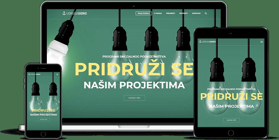 SIDRO Association website